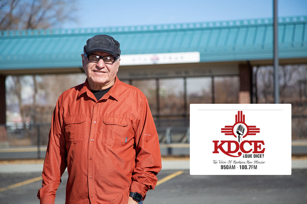 """Featured image for """"Radio Interview With New Mexico's KDCE"""""""